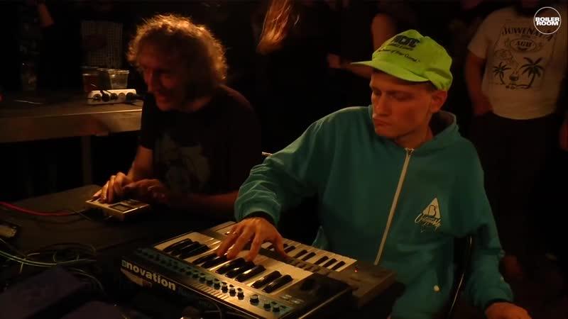 67,5 Minut Projekt - Boiler Room Cracow Live