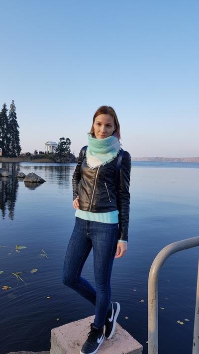 Анна Беляева