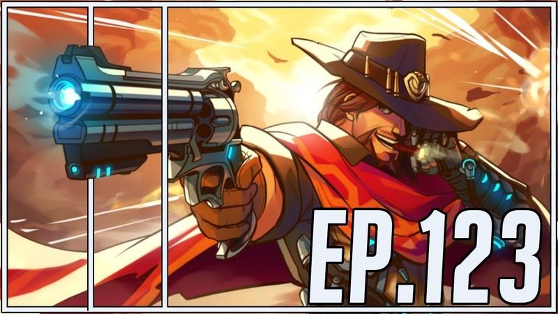 Random Overwatch Highlights - Ep. 123