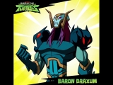 ❗OFFICIAL REVEAL❗Character art for Rise of the TMNT's newest villain, Baron Draxum. Voiced WWE John Cena! Rise Of The Teenage Mu