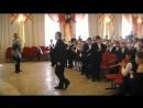 В 110 школе ученики встретились с космонавтом Борисенко