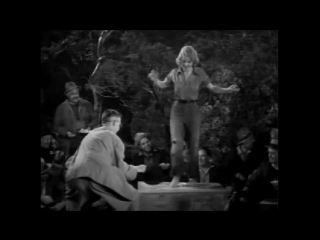 Charley Chase and Rosinna Lawrence Sing And Dance