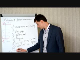 Работа с возражениями примеры. 25 техник работы с возражениями в активных продаж