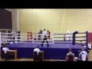 Чемпионат Самарской области 2017 3 Бой 1 раунд