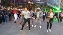 Colombiano nos enseña Salsa shoke en Madrid timbera Cuba España Peru francia