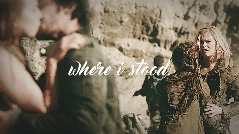 Bellamy clarke ( echo) • where i stood
