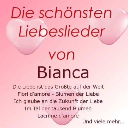 Бьянка альбом Die schönsten Liebeslieder von Bianca