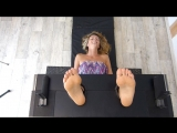 FrenchTickling - After 11 Years The Super Ticklish Blond Sandrine Is Back