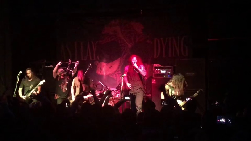 As I Lay Dying Return!