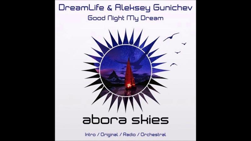 Dreamlife Aleksey Gunichev Good Night My Dream Original Mix