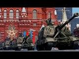 Москва. Парад Победы на Красной площади 9 мая 2018. Прямая трансляция