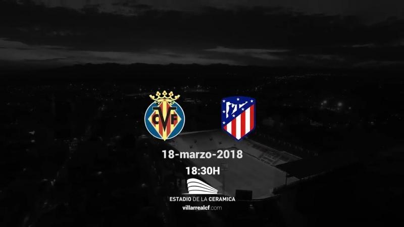 Превью. Вильярреал — Атлетико Мадрид.