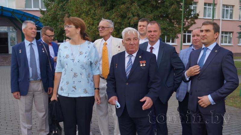 Брестский район и Звёздный городок договор о сотрудничестве