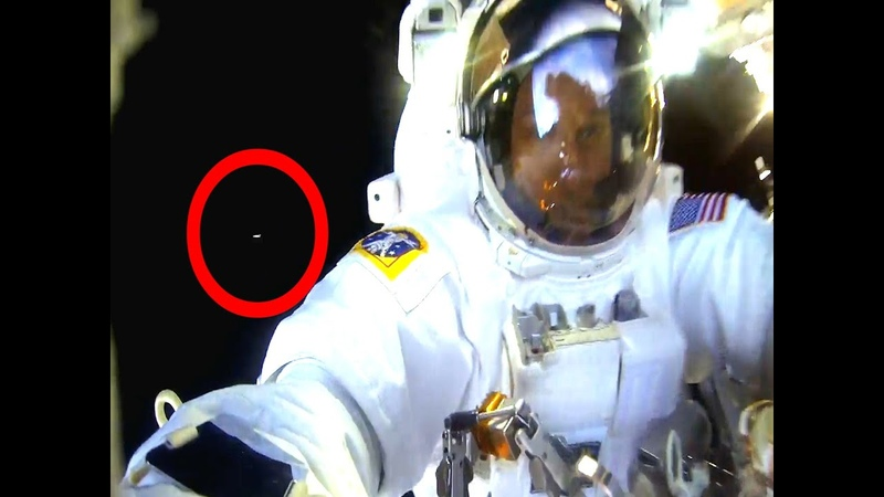 UFO [GOPRO Astronaut UFO Selfie] NASA Cant Hide The Truth! UFO Sightings ISS 6112015