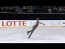 Alexandra Trusova 14 flawlessly nailed a quadruple Lutz becoming the first female skater to perform this extremely difficult