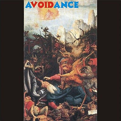Void альбом Avoidance
