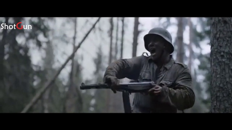 Finnish Army charges into Soviet    WW2 Finnish Soviet War