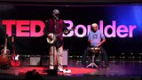 The Banjo Cut Four Ways Otis Taylor TEDxBoulder