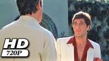 Scarface (1983) - Sosa le advierte a Tony que no lo traicione Audio Latino 720p