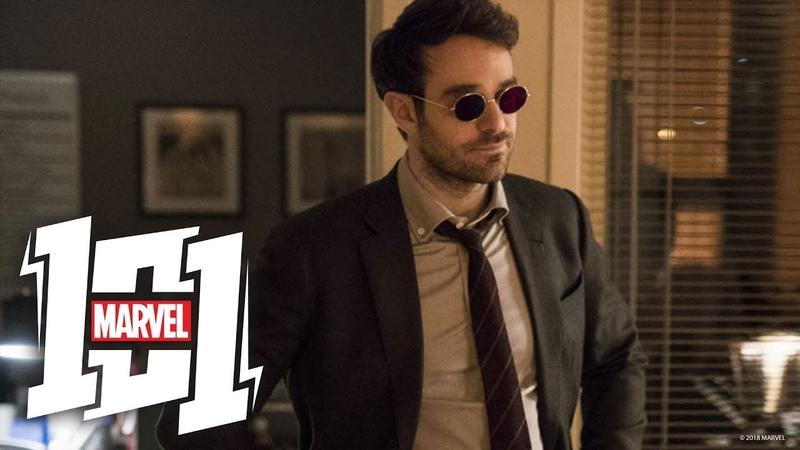 Matt Murdock Marvel 101