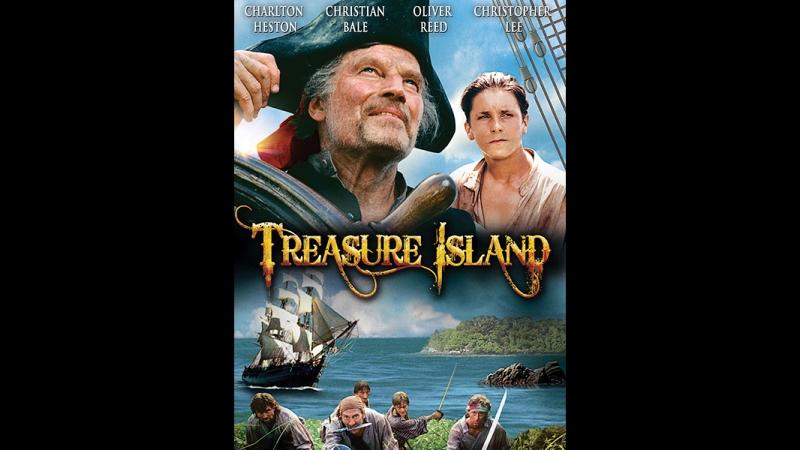 Остров сокровищ Treasure Island 1990