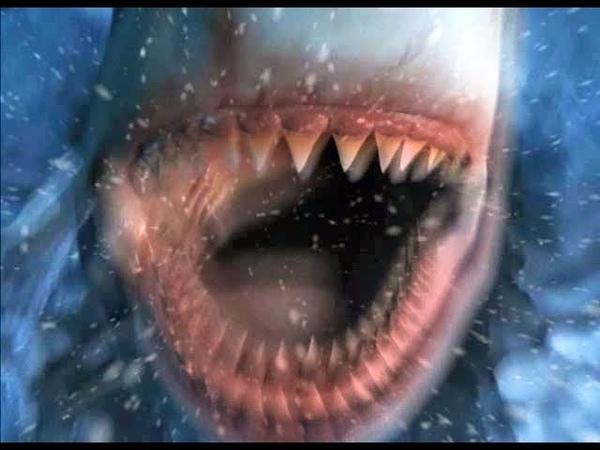 Megalodon 60 Feet of Prehistoric Terror FULL MOVIE