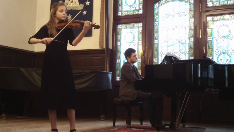 Pietro Locatelli - Sonata g-moll cz I i II