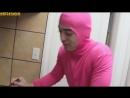 РОЖЕВИЙ ХЛОПЕЦЬ ГОТУЄ МІВІНУ ТА ЧИТАЄ РЕП Pink Guy Ramen King Ukrainian Cover UkrTrashDub