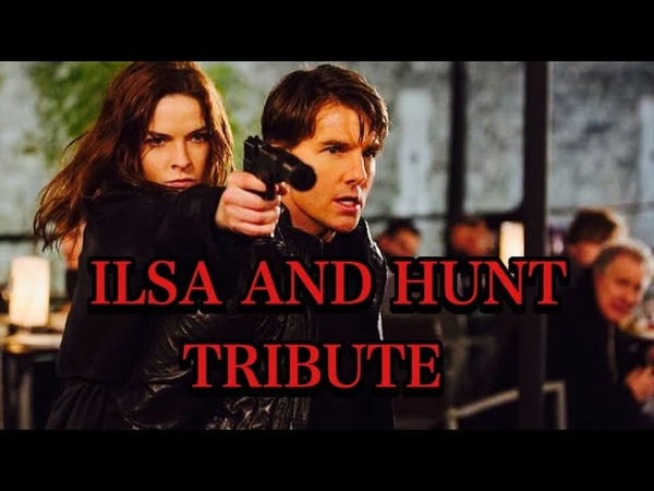 Ilsa Faust Ethan Hunt Tribute Mission Impossible
