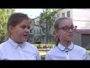 2018 09 21 Флешмоб ОГИБДД в школе №5 Лобня