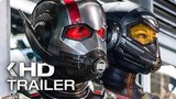 ANT-MAN AND THE WASP Official Trailer #2 Sneak Peek [HD] Paul Rudd, Evangeline Lilly