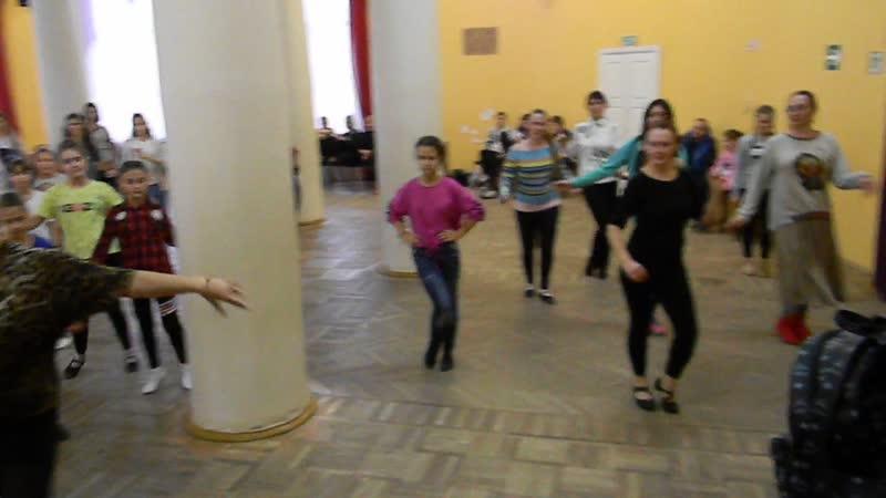 МАСТЕР КЛАСС «Зажигательные ритмы латиноамериканской программы» от Марии Глазычевой (5)