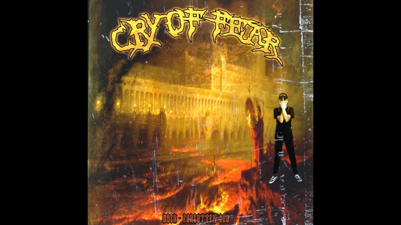 Forgotten God - Cry Of Fear