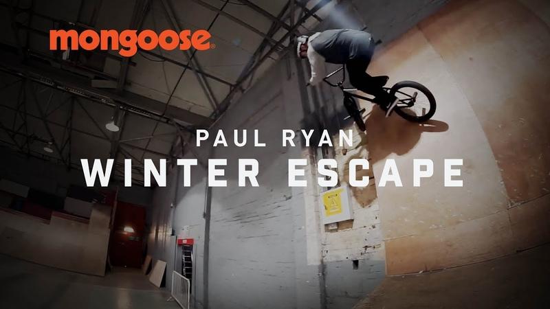 Paul Ryan - Winter Escape insidebmx