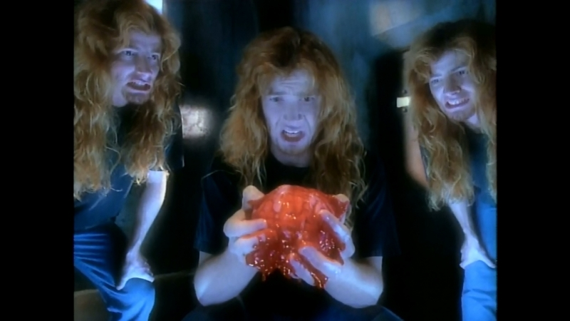 Megadeth - Sweating Bullets ᴴᴰ (Official Video)