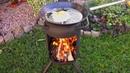 Outdoor Ofen Terrassenofen selber bauen Angler Ofen 🔧