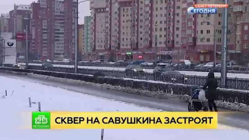 Куйбышевский районный суд не занял сторону жителей Приморского района и оставил в силе разрешение на застройку сквера на улице С