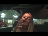 Smoking - Windows up in car