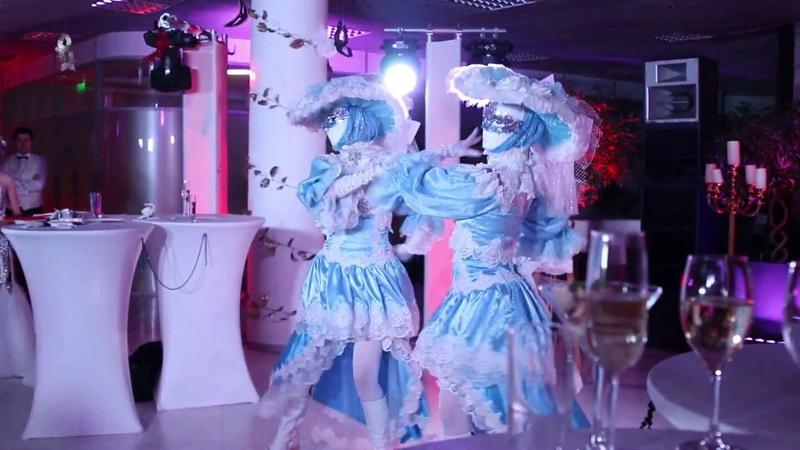 Шоу-балет Aeros - Венеция