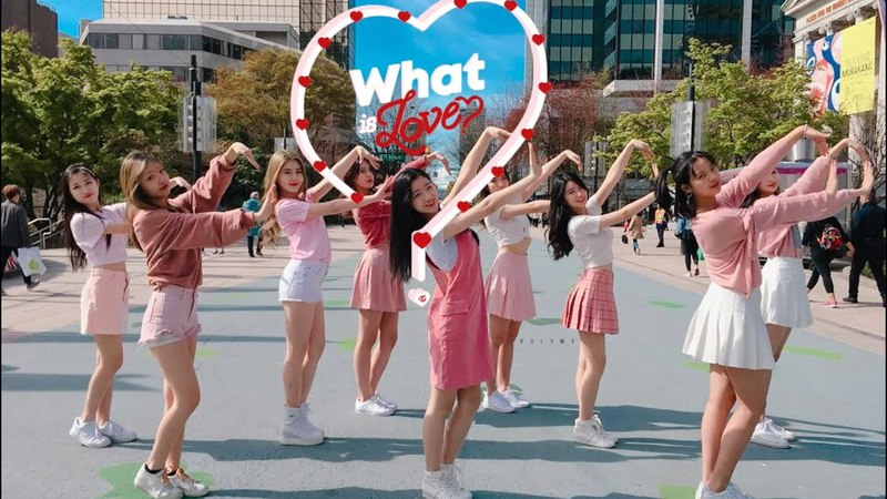 [KPOP IN PUBLIC CHALLENGE] TWICE (트와이스) - What is love dance cover by FDS Vancouver