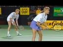1992 Hopman Cup SF Highlights - Boris Becker Steffi Graf
