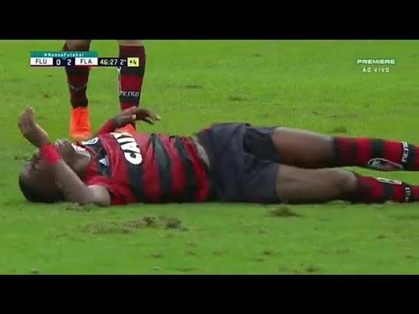 Vinícius Júnior vs Fluminense HD 720p (07/06/2018)