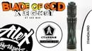 GOD MOD - BLADE OF GOD X LE GLM SET l from l Alex VapersMD review 🚭🔞