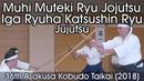 Muhi Muteki Ryu Jojutsu / Iga Ryuha Katsushin Ryu Jujutsu - 36th Asakusa Kobudo Taikai (2018)