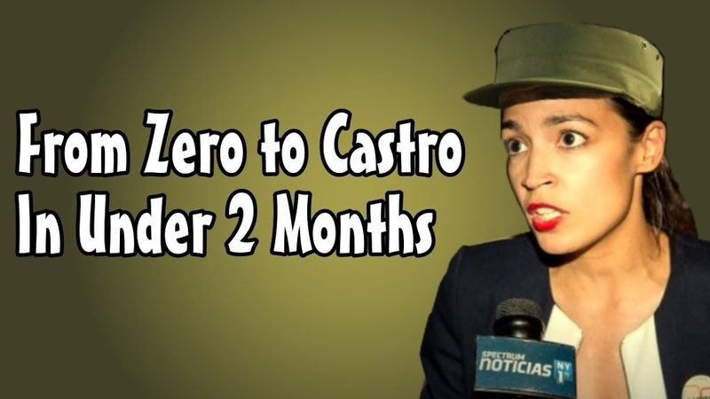 From Zero to Castro. What AOC Doesnt Want You to Know.