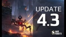 Update 4 3 Overview Suppression Balance Overhaul and more War Robots