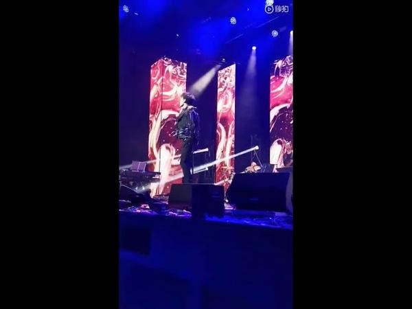 迪玛希Dimash, London concert.《Screaming呐喊》