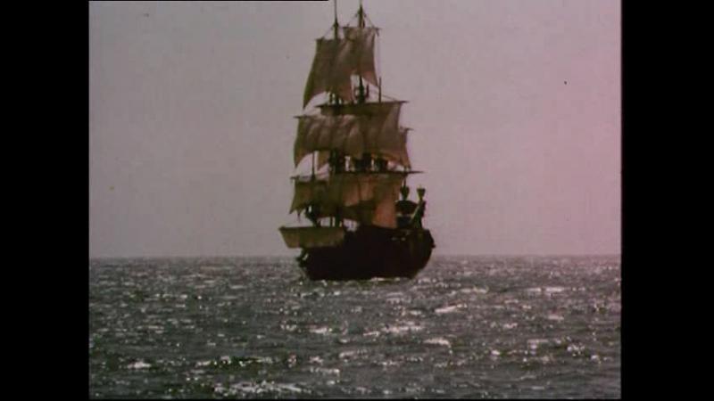 Абордажный бой между кораблями Блада и Лавасера