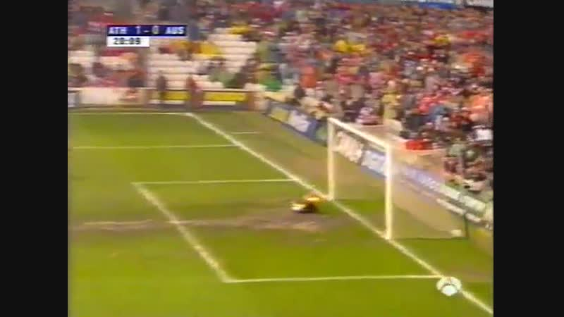 Athletic de Bilbao vs Austria Wien 1 pate 2004-2005