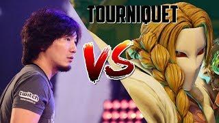 SFV: Daigo (Zeku) vs. Tourniquet (Vega) | Street Fighter V
